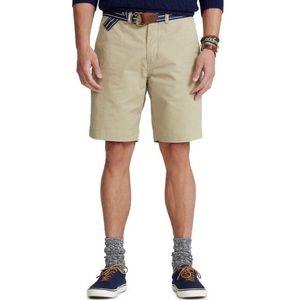 Ralph Lauren Stretch Classic Fit Chino Shorts